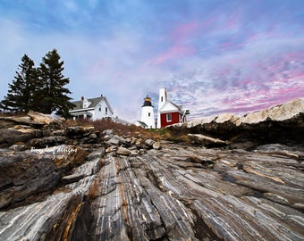Pemaquid Lighthouse Original Photography