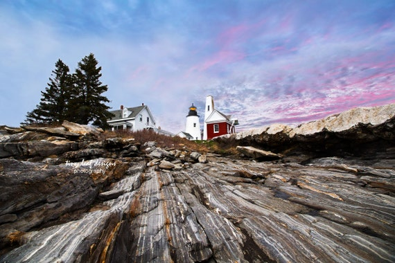 Pemaquid Lighthouse Original Photography