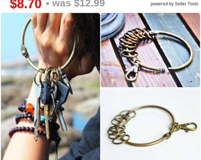 Vintage Style // Keychain metal // 2016 Best Trends //