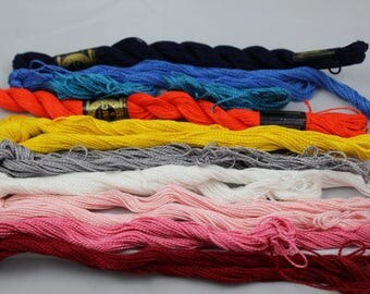 DMC Cotton Perle - Mixed Colours