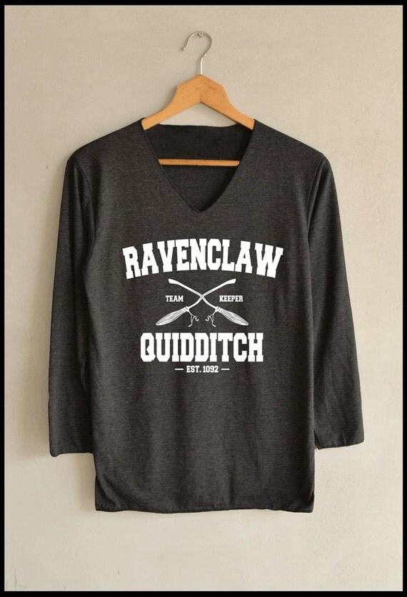 Ravenclaw Quidditch EST.1092 Shirt Harry Potter Shirts Long