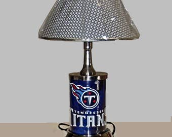 Tennessee Titans Table Lamp
