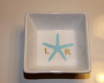 Starfish Ring Dish