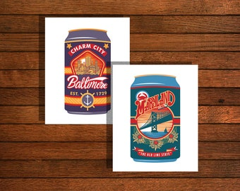 Maryland Beer Combo Pack