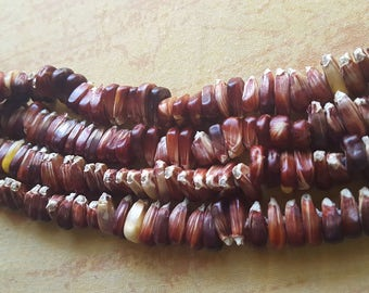 Red Corn Miaz Seeds Necklace