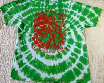 Merry Axe-mas Psychopathic Records Shirt