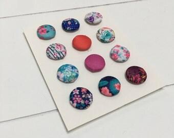 Buttons 12 pieces (SE01)