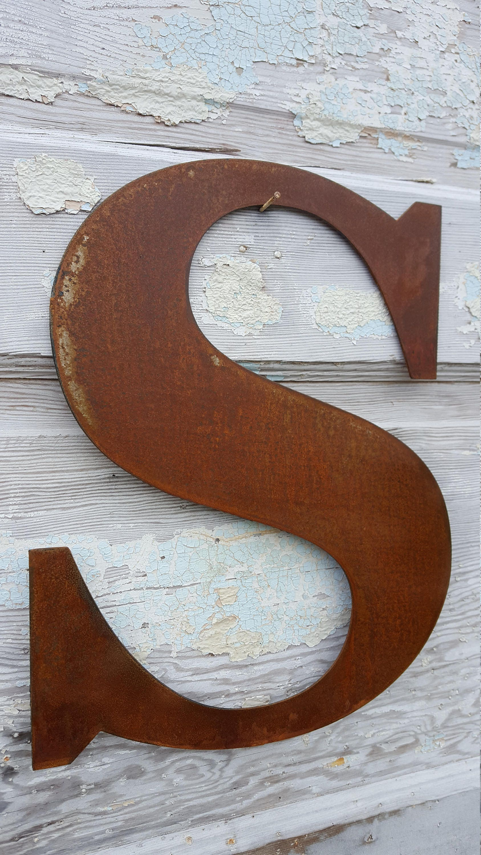 Large Metal Letters For Outside 24 Metal Letters & Numbers Large Monograms Rustic Letters