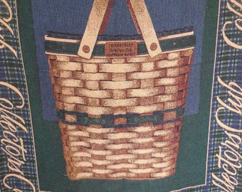 Longaberger Collector's Club Throw