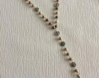Rosary wood
