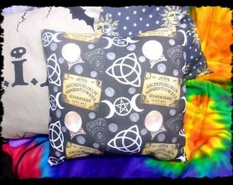 Fairuza Witchcraft Cushion- Mini