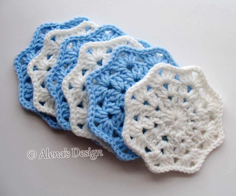 Crochet coaster pattern 190 lace octagon coaster diy crochet this is a digital file bankloansurffo Choice Image