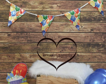 Birthday Digital Backdrop