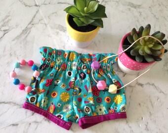Baby bubble shorts