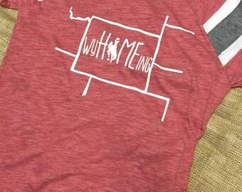 WyHomeIng tee shirt