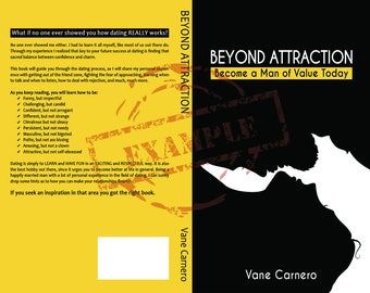 Custom Book Cover Design, Cover Design, Personal Book Cover Design