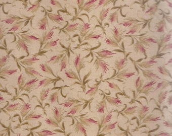 Hearts Content fabric 1/2 yard remnant by Laundry Basket quilts for Moda