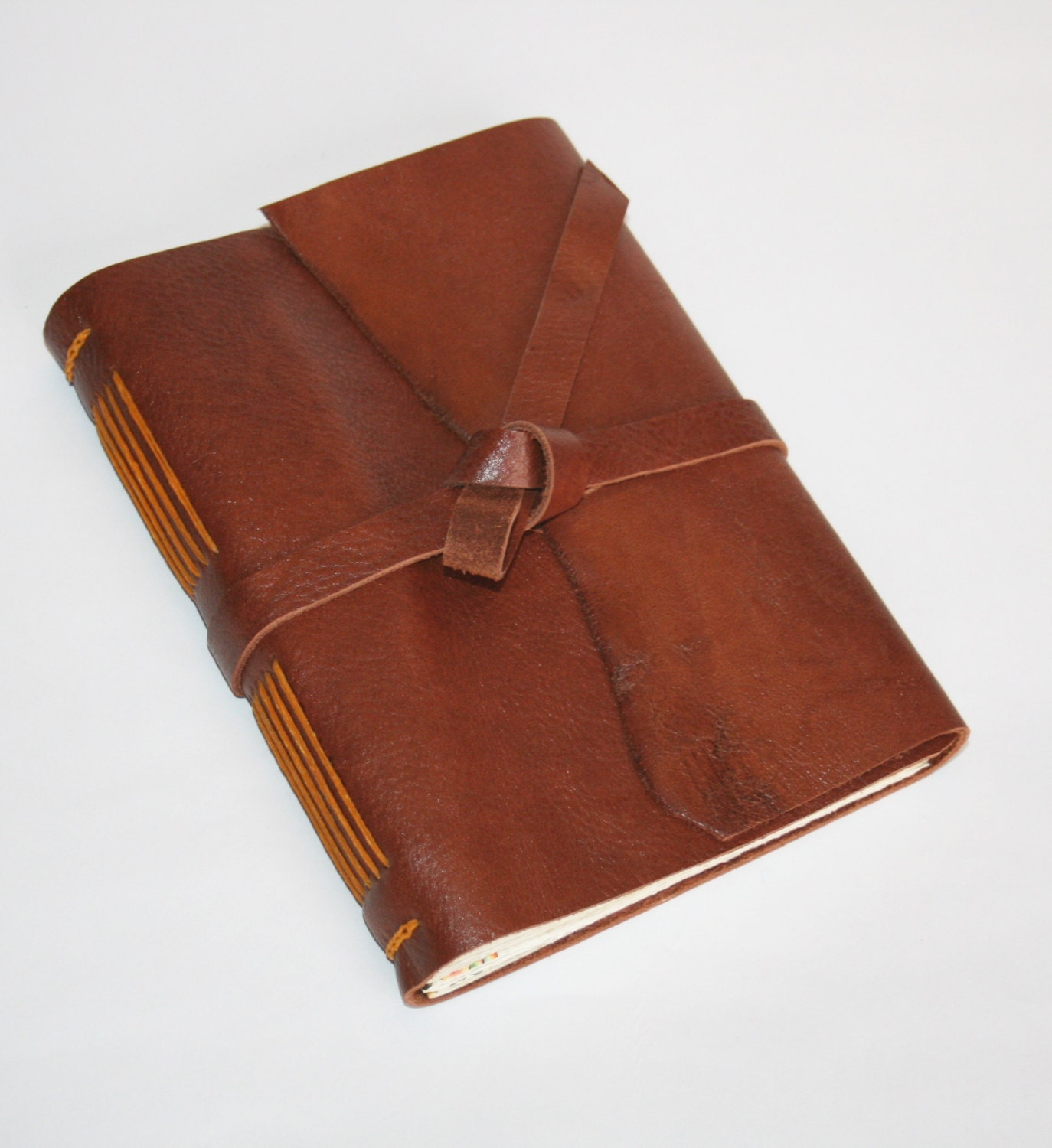 Custom Made Leather Journal Leather Journals Handmade