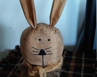 Primitive Rabbit Make-Do