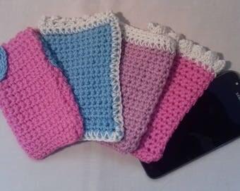 Mobile Phone Case - Crochet