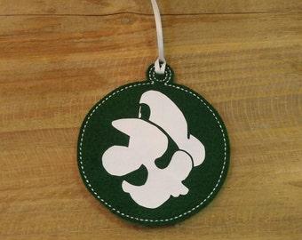 Luigi Nintendo Ornament