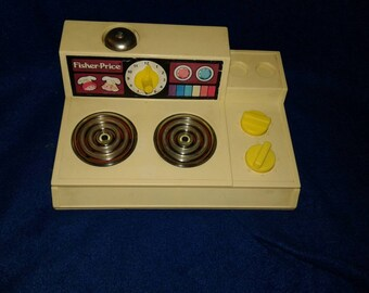 On sale 3 days ! Fisher Price Play Stove