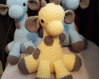 Crochet Giraffe