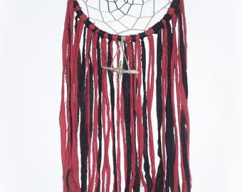 DreamCatcher black & Red