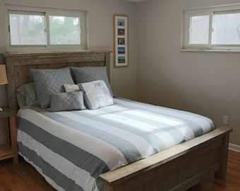 Rustic Bed Frame, Bed, Pine Bed,  Modern Bed, Bed Frame, King Bed, Queen Bed, Double Bed, Twin Bed Frame