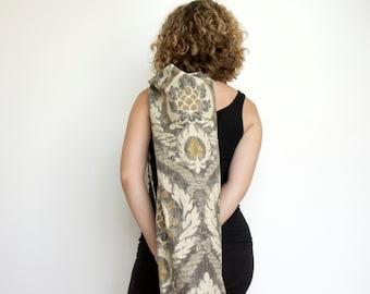 Yoga Mat Bag / Yoga Mat Carrier / Yoga Sling / Yoga / Gift For Yoga Lover / Mat Bag / Sports Bag / Yoga Bag / Yoga Tote / Large Bag / Brown