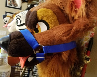 Nylon Fursuit Muzzle