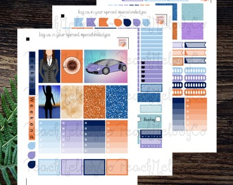 Succsess weekly Kit - happy Planner