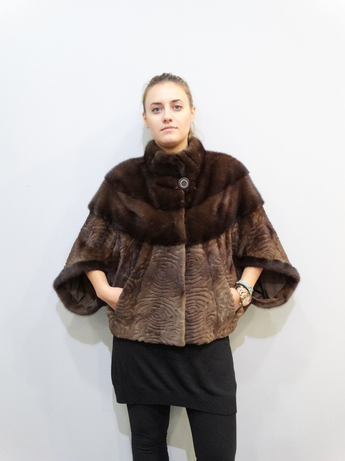 Fur CoatReal Mink FurFur BoleroSheared Fur JacketReal Fur