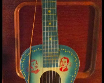 ON SALE Vintage  Rock & Roll Guitar