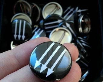 Antifascist Buttons