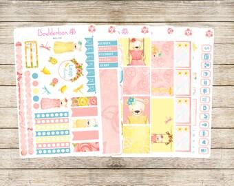 Beary Cute | Planner sticker set