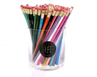300 wholesale pencils + FREE LOGO VASE!