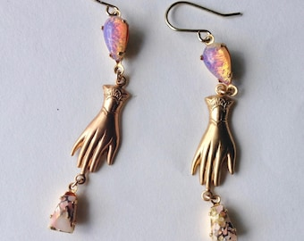 The Fortune Teller Earrings