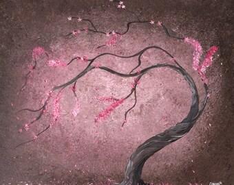 Original Acrylic on Canvas:  Susurration