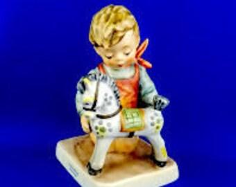 Horse Trainer Hummel Figurine