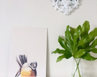 Fantail Limited Edition Print