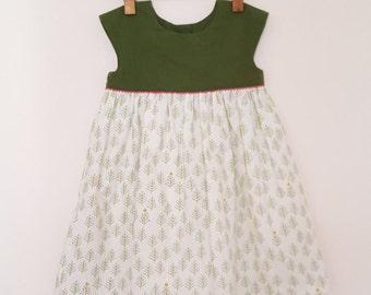3T Geranium Dress