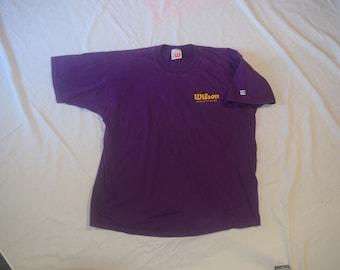 Vintage Wilson T-shirt Sz XL
