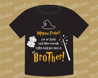Big Brother T-shirt – Harry Potter Theme