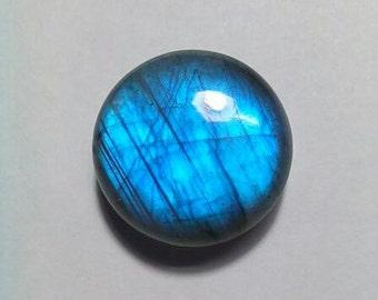 Labradorite Round Shape Cabochon 19 MM