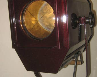 FURSE VINTAGE Theatre Light and TRIPOD