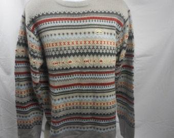 25% OFF Vintage MEN'S Jumper Sweater XLarge Nice                         E15
