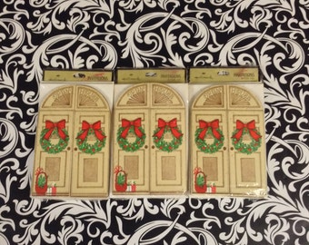 Home for Christmas~Open House Invitations~Hallmark~Pack of 8~Christmas~3 Pack Available