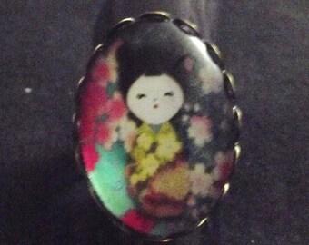 "Ring ""Lolita japonaise"""
