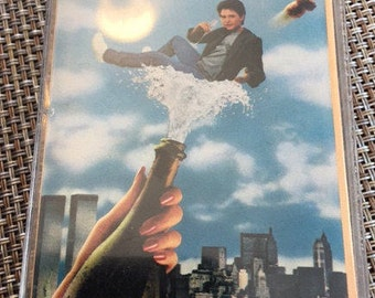 The Secret Of My Success  Cassette Tape Michael J Fox Motion Picture Soundtrack Like New 1987 Rare